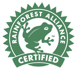 Rainforest Alliance Certified